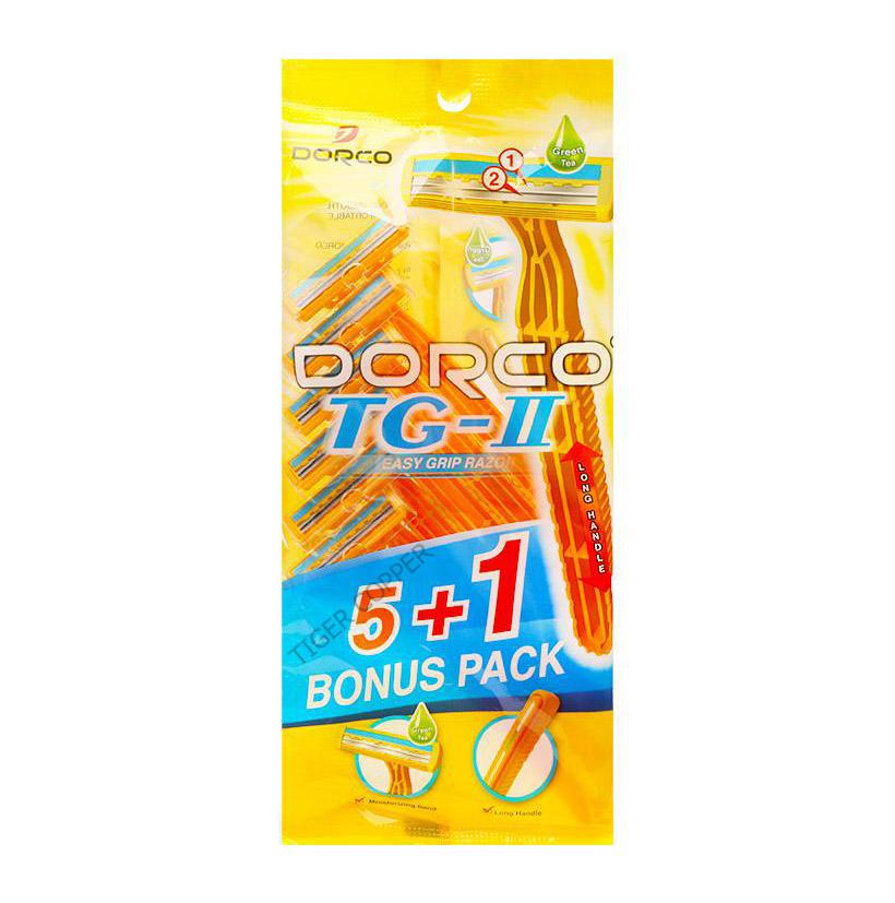 dorco-tg-ii-p6