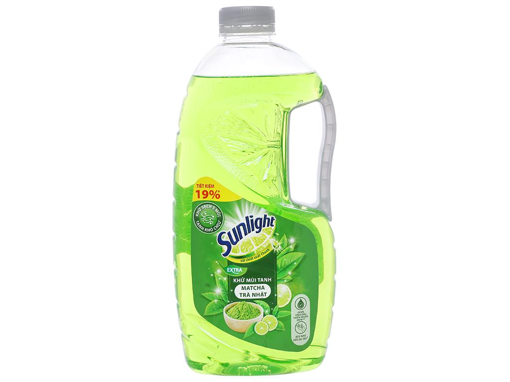 sunlight-dishwashing-liquid-extra-japanese-matcha-1-5kg