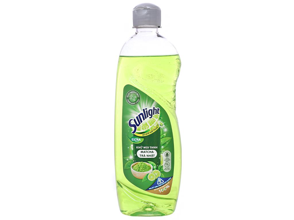 sunlight-dishwashing-liquid-extra-japanese-matcha-400g