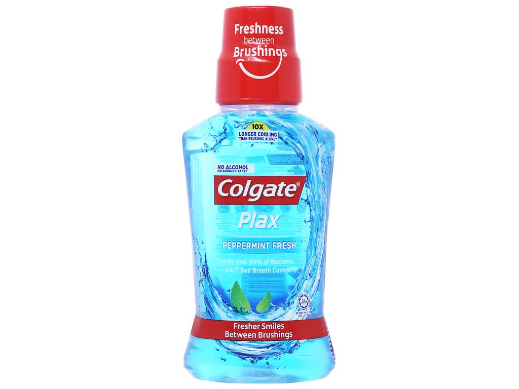 colgate-mouthwash-peppermint-fresh-250ml