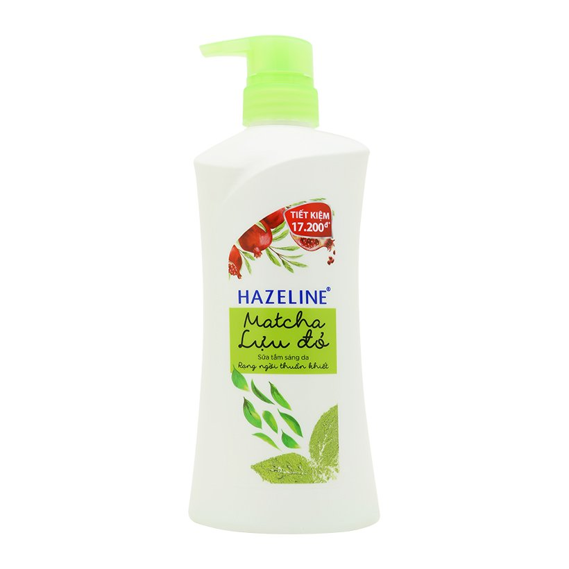 hazeline-shower-gel-lightening-skin-matcha-pomegranate-700g