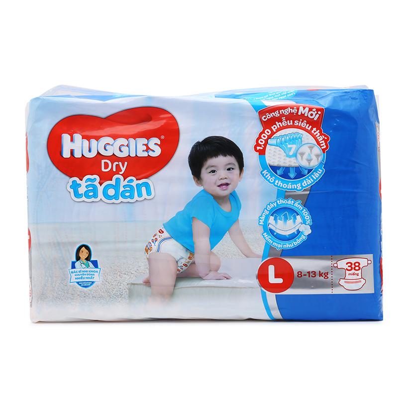 huggies-dry-baby-diaper-l38-8-13kg-pack-38-pads