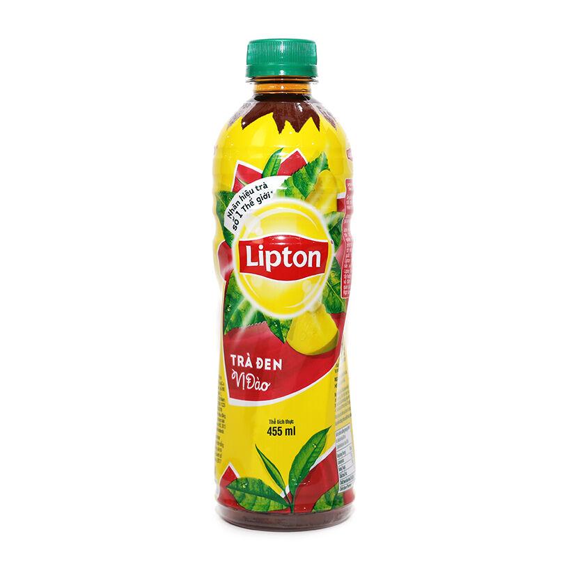 lipton-black-tea-peach-flavor-455ml